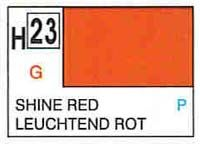 Gunze H23 Shine Red