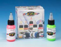 Hansa Pro Color Verfset Fluor