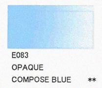 E083 Opaque Compose Blue