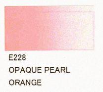 E228 Opaque Pearl Orange