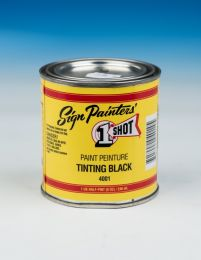 1Shot 4001 Tinting Black