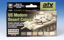 Vallejo AFV US Modern Desert Colors 71.209