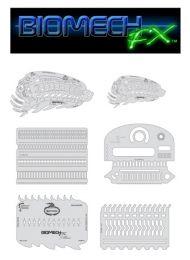 Artool Freehand sjabloon FHBMFX2 Spinal Trap
