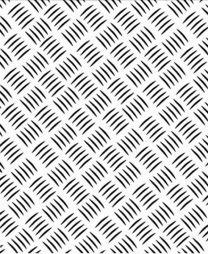ASA Sjabloon Aluminium Plaat