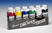 Createx Classic Opaque Set