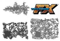 Artool Freehand Sjablonen FHTFX1 Texture FX