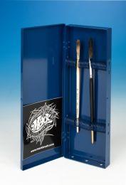 Mack Penselendoos Sapphire Blue