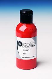 Senjo Body Paint Colors Red