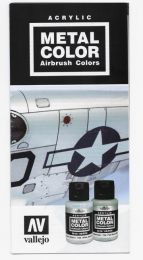 Vallejo Metal Color Flyer - Gebruiksaanwijzing