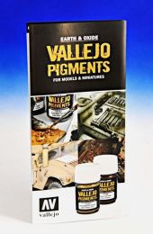 Folder Vallejo Pigments