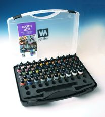 Vallejo Game Air Verfkoffer 72.872