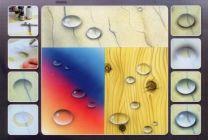 H & S Freehand Sjabloon Waterdrops 410114