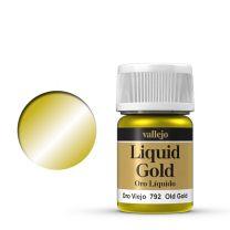 Vallejo Old Liquid Gold 70.792