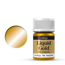 Vallejo Liquid Red Gold 70.794