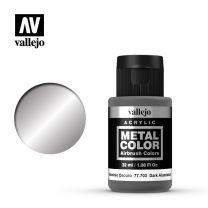 Vallejo metal Color 77.703 Dark Aluminium