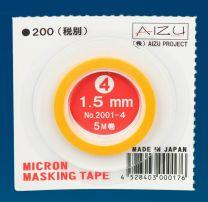Micron Tape 1,5 mm