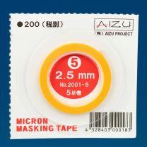 Micron Tape 2,5mm