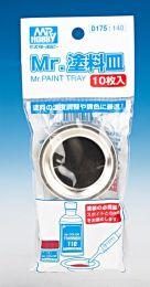 Gunze Mr. Paint Tray (10 Stuks)