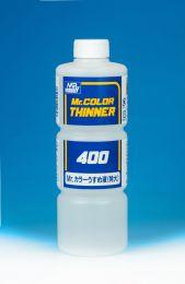 Gunze Mr. Color Thinner 400 blauw etiket 400ml.