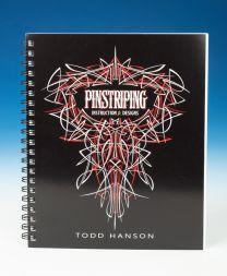 Book Pinstriping by Tod Hanson