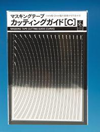 Masking Tape Snijmal Curve ( C )