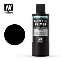Vallejo Metal Color 74.660 Gloss Primer Black 200ml.