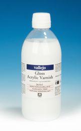 Vallejo (Model Air) Gloss Varnish 28.517 500ml.