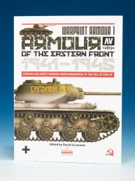 Boek Warpaint Armour 1: Armour of the Eastern Front 1941-1945